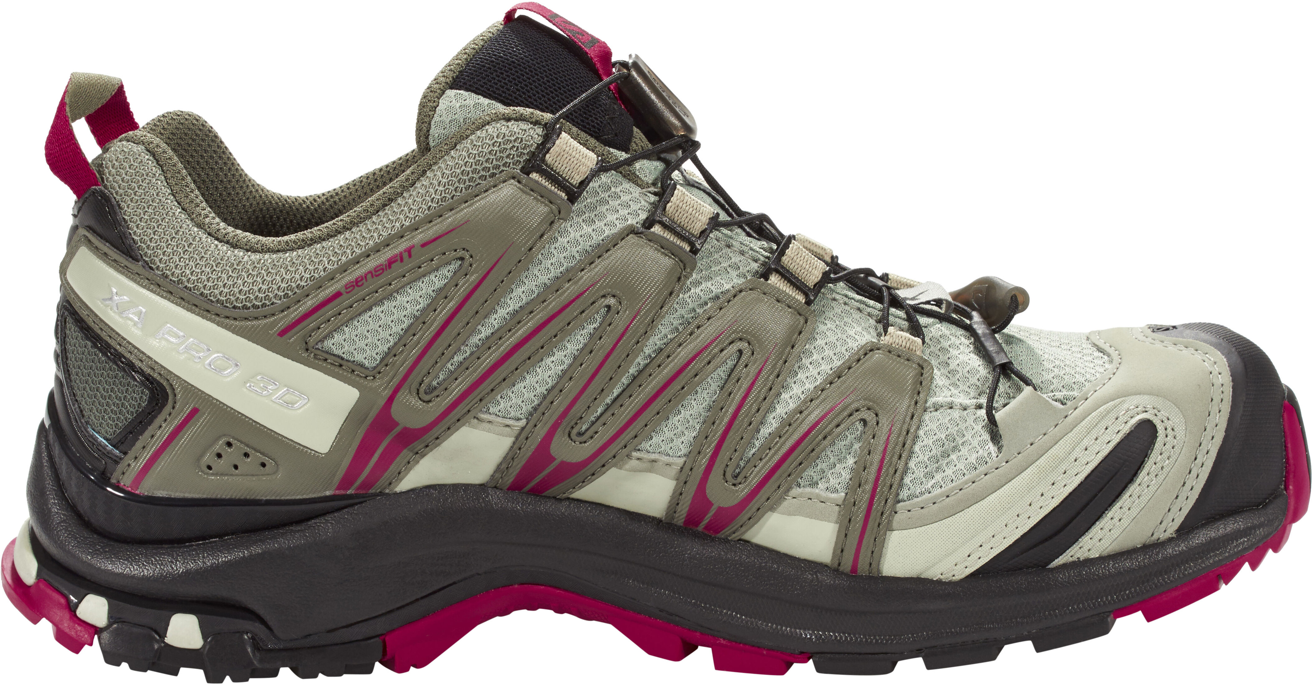 best loved 5743c 31ecd Salomon XA Pro 3D GTX Running Shoes Women grey